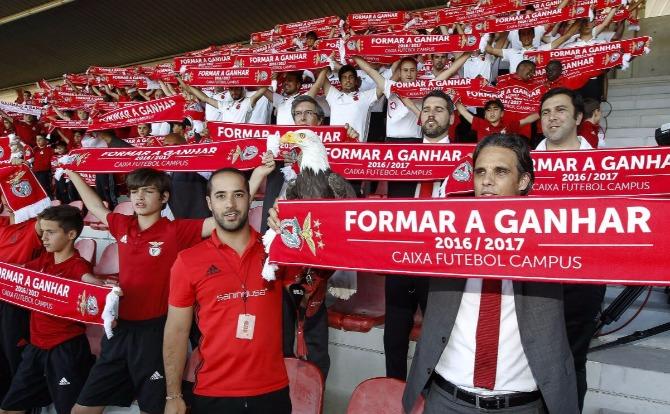 Benfica Mérito Escolar