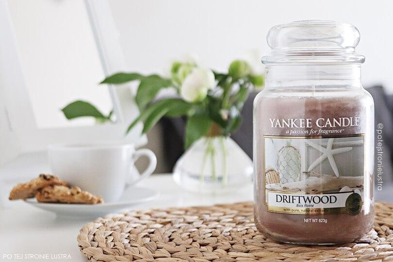yankee candle driftwood blog