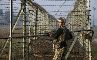 لائن آف کنٹرول پر پاکستانی فوج کی بلااشتعال فائرنگ کی اطلاعات