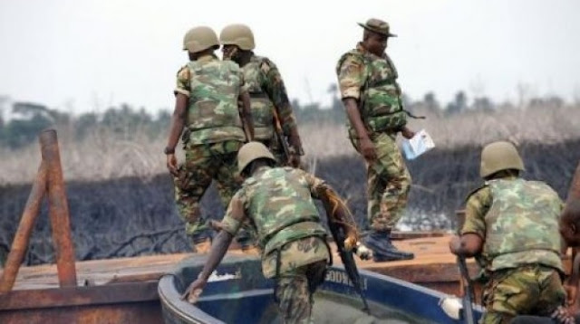 Soldiers engage militants in gun battle, foil attack on Agip facility