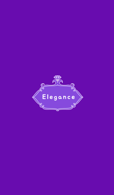 'Elegance' simple theme