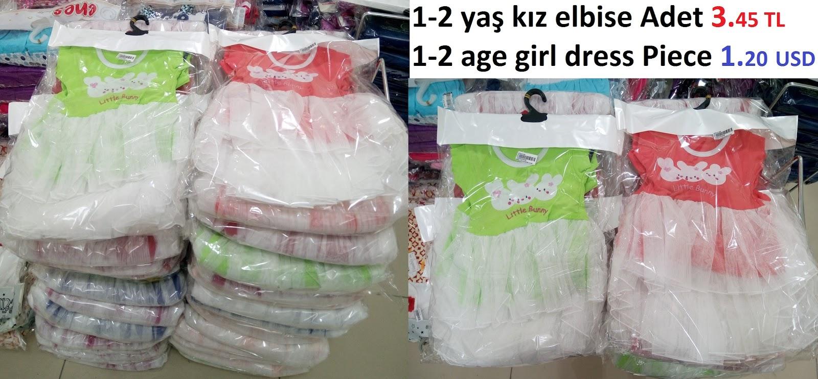 toptan yazlık çocuk giyim ürünleri
