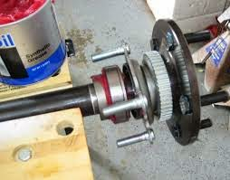 A. Rigid Axle Shaft