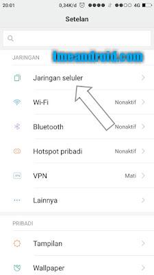 Mengatasi internet lambat pada hp android