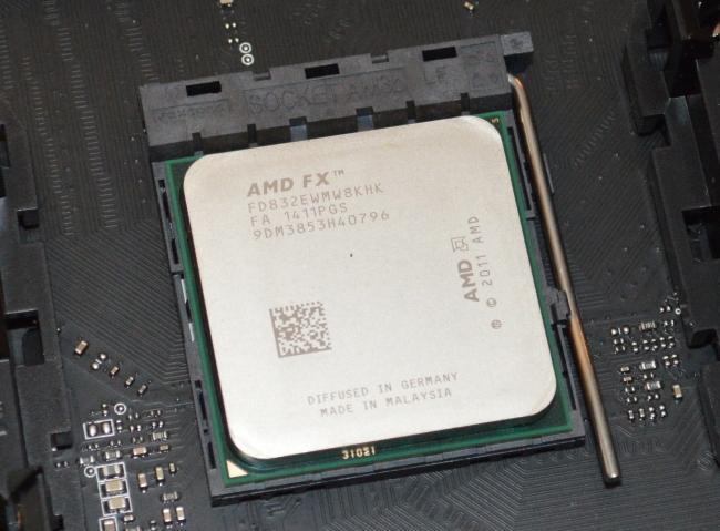 AMD Hadirkan Prosesor Seri FX8320E, Tetap Ngebut Meski Hemat Energi