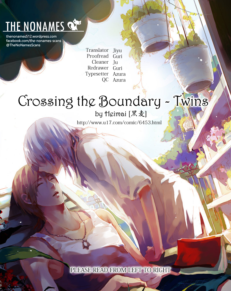 Crossing the Boundary - Twins - Chapter 15