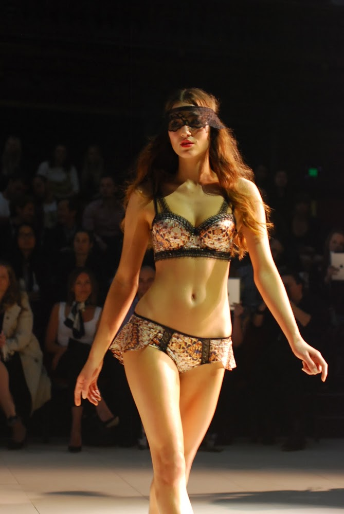 Pleasure State Lingerie Sydney 2012 Mercedes Benz Fashion Festival