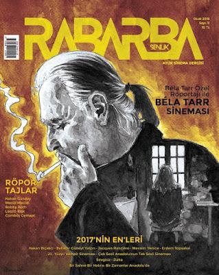 Rabarba Şenlik 11. Sayı (Ocak) - Béla Tarr
