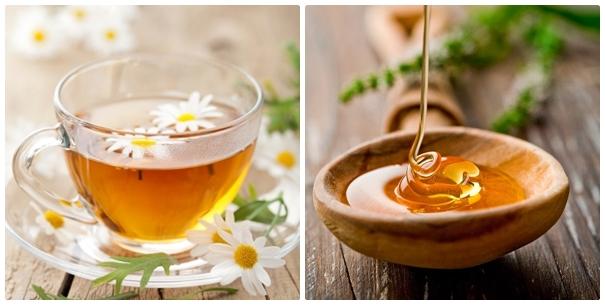 Những công dụng chính của mật ong và hoa cúc chữa viêm xoang