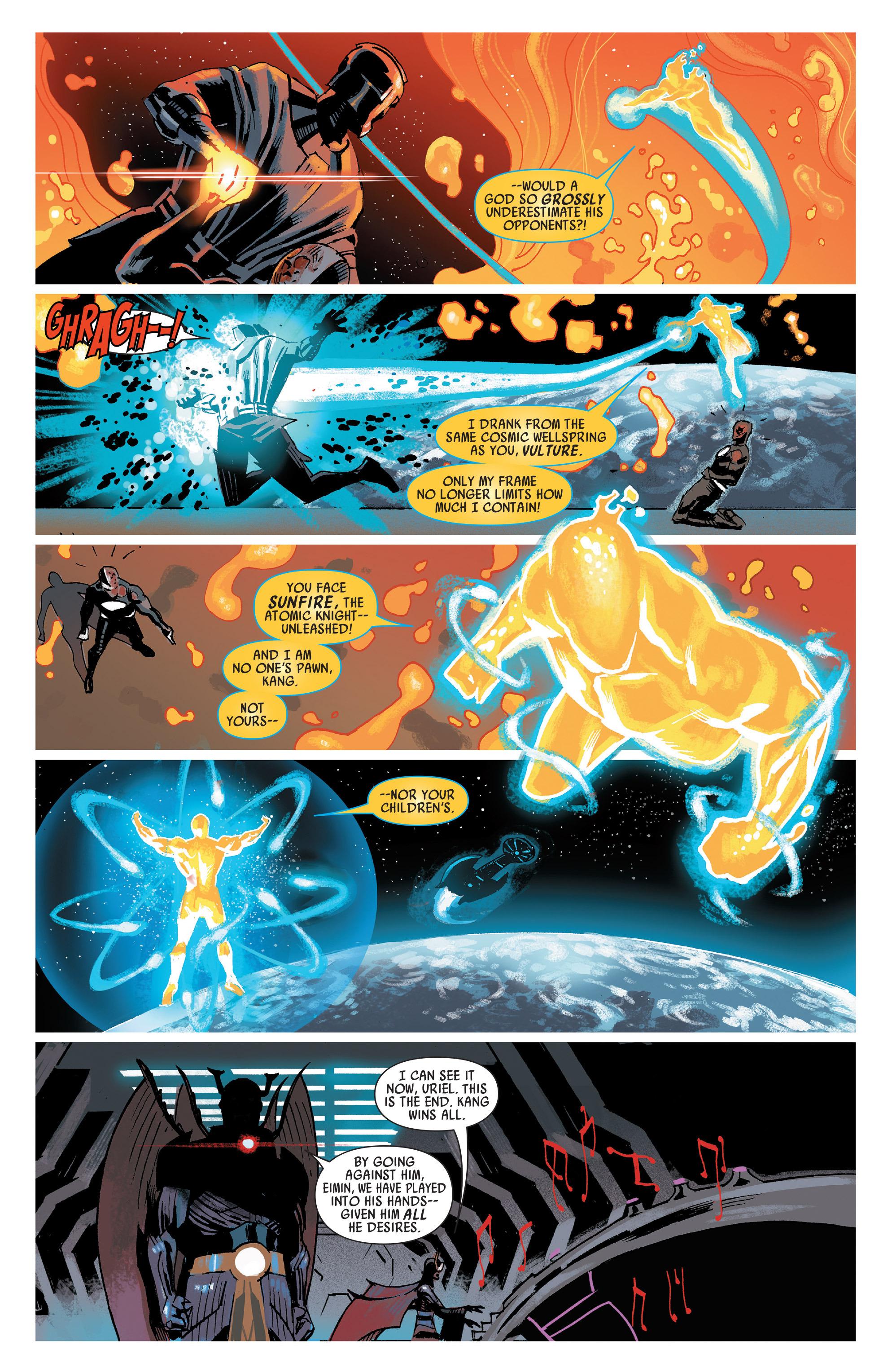 Read online Uncanny Avengers (2012) comic -  Issue #22 - 12