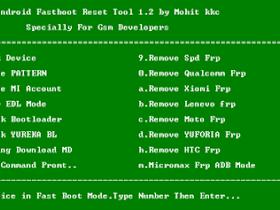 Tecno W2 Frp File