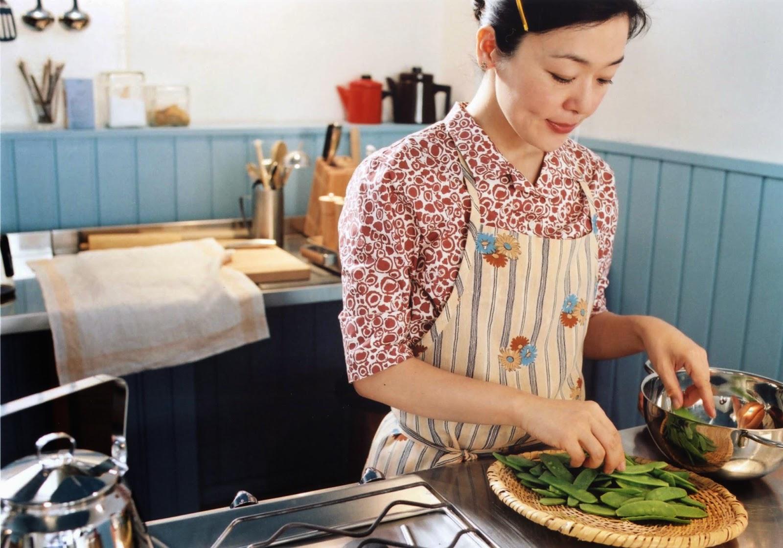 用食物說故事的料理設計師-飯島奈美