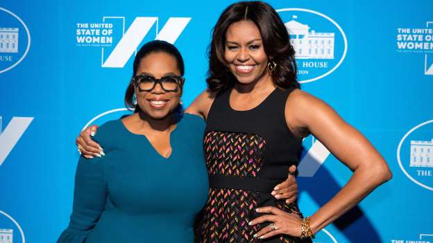 Oprah Scores Final Interview With Michelle Obama as First Lady to Air on CBS, OWN