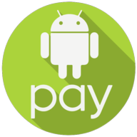 android pay colorful icon