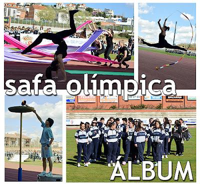colegio Safa Aranjuez Olimpiada