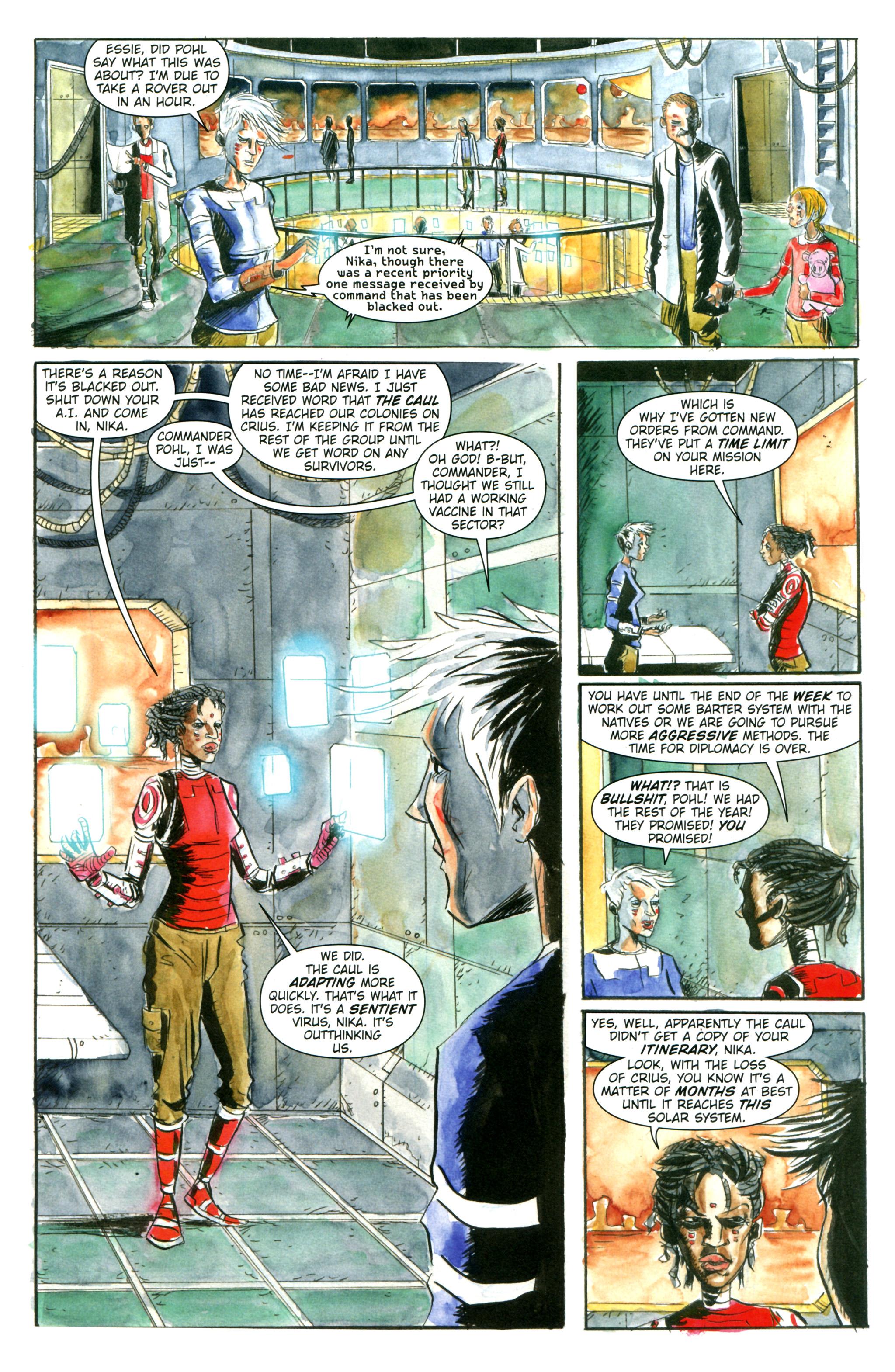 Read online Trillium comic -  Issue #1 - 19
