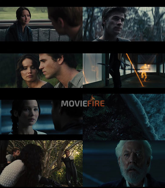 The Hunger Games: Catching Fire (2013) 1080p