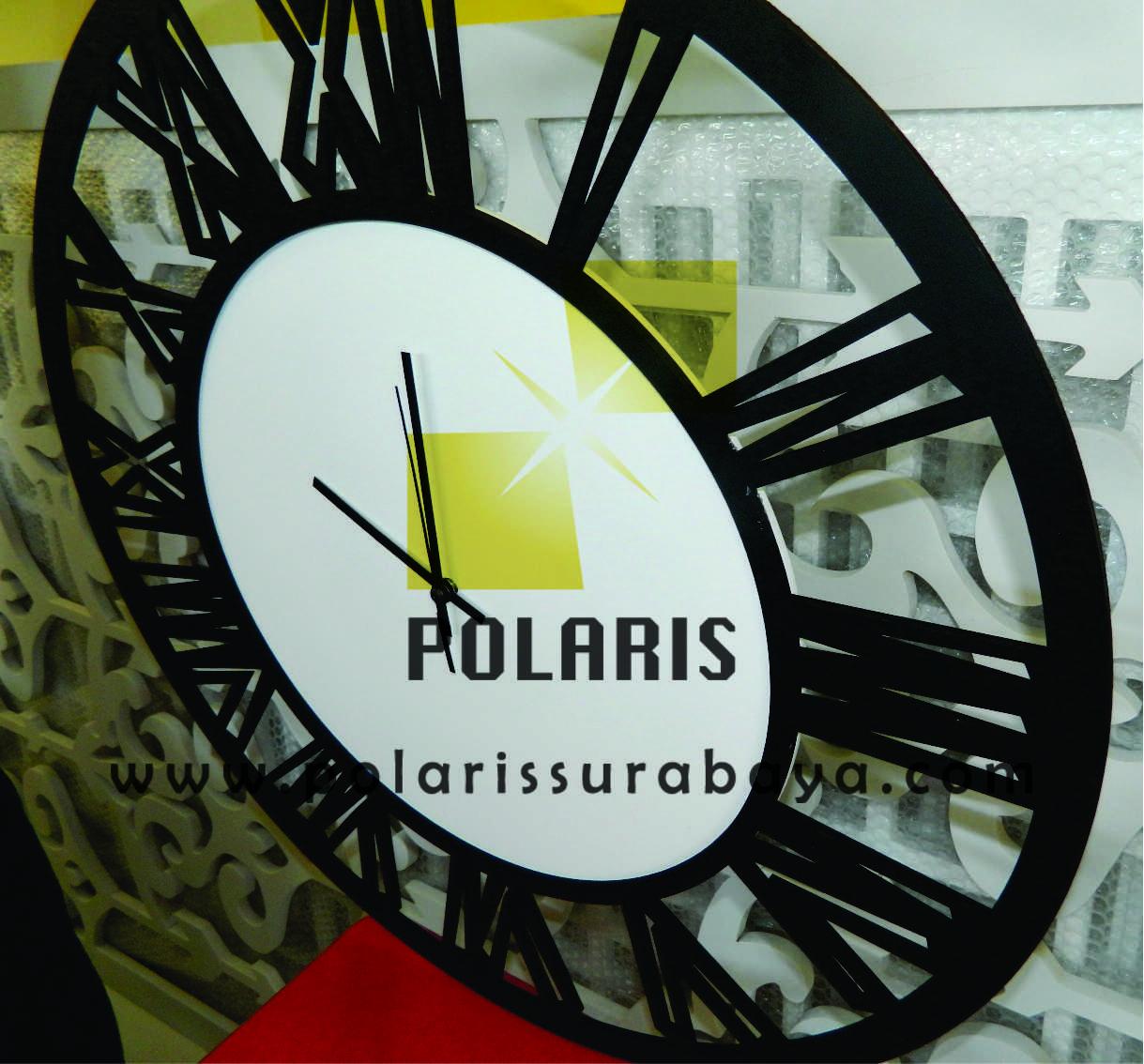 Jasa Pembuatan Jam Dinding Custom Material Kayu Finishing Airbrush Surabaya  Jawa Timur 4c0fd03fcb