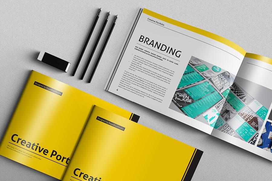 thiết kế Catalogue đẹp