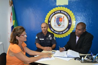 Guarda Municipal de São João da Barra (RJ) começa a atuar na BR-356, em Cajueiro