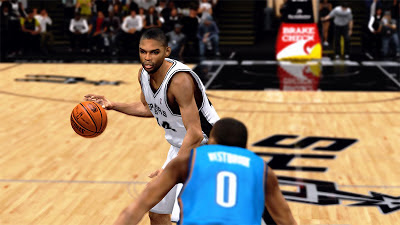 NBA 2K13 Gary Neal Cyberface NBA2K Patch
