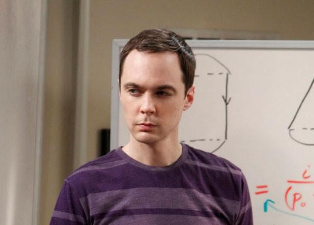 Jim Parsons as Sheldon Cooper - the Big Bang Theory