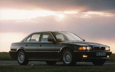 BMW 7 Series E28
