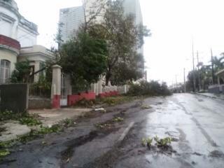 havana uragano