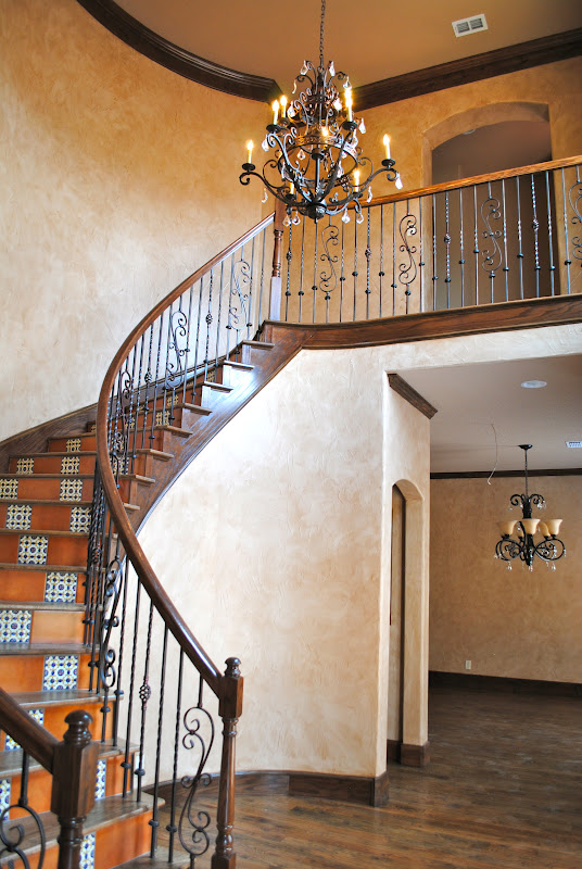 Home Wall Decoration: Modern Homes Stairs Designs Ideas