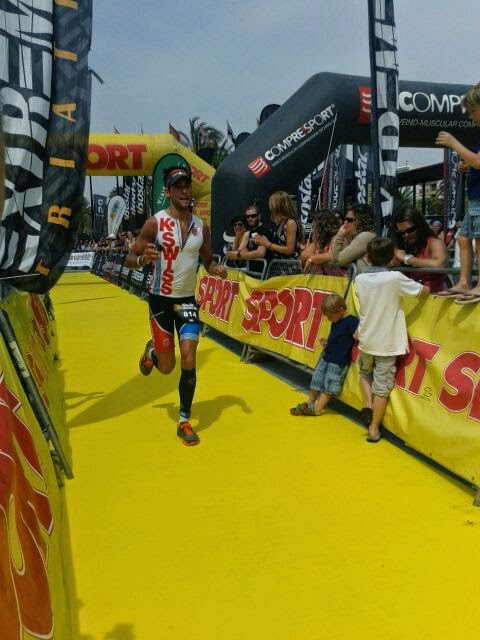 fotos extreme man salou 2014 finisher sergio turull pitufollow