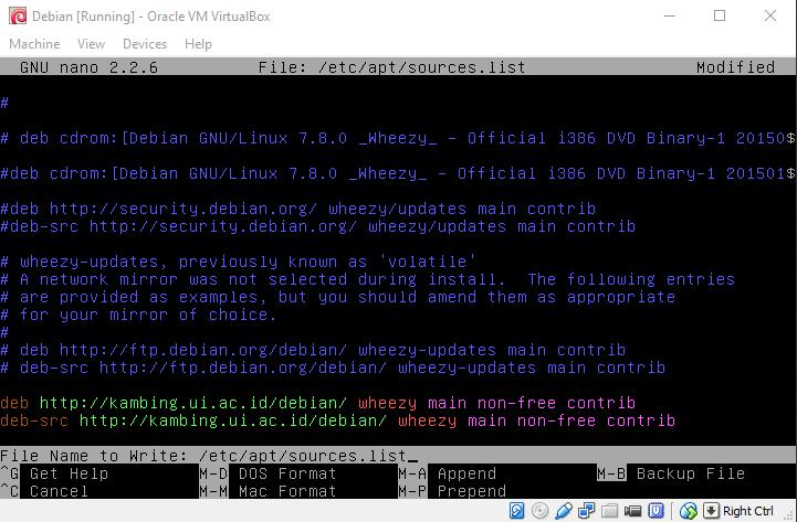 Cara Mengatasi Error E: Unable To Locate package pada Debian