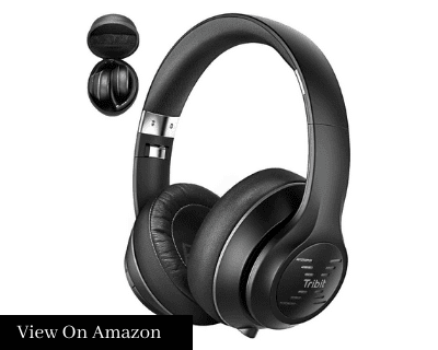 Tribit XFree Tune Bluetooth Headphones Under 5000rs