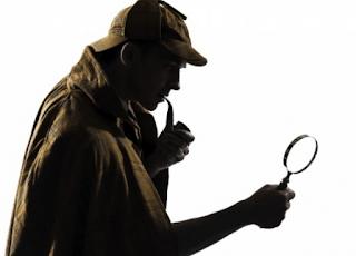 Teka-teki Sherlock Holmes Pertama