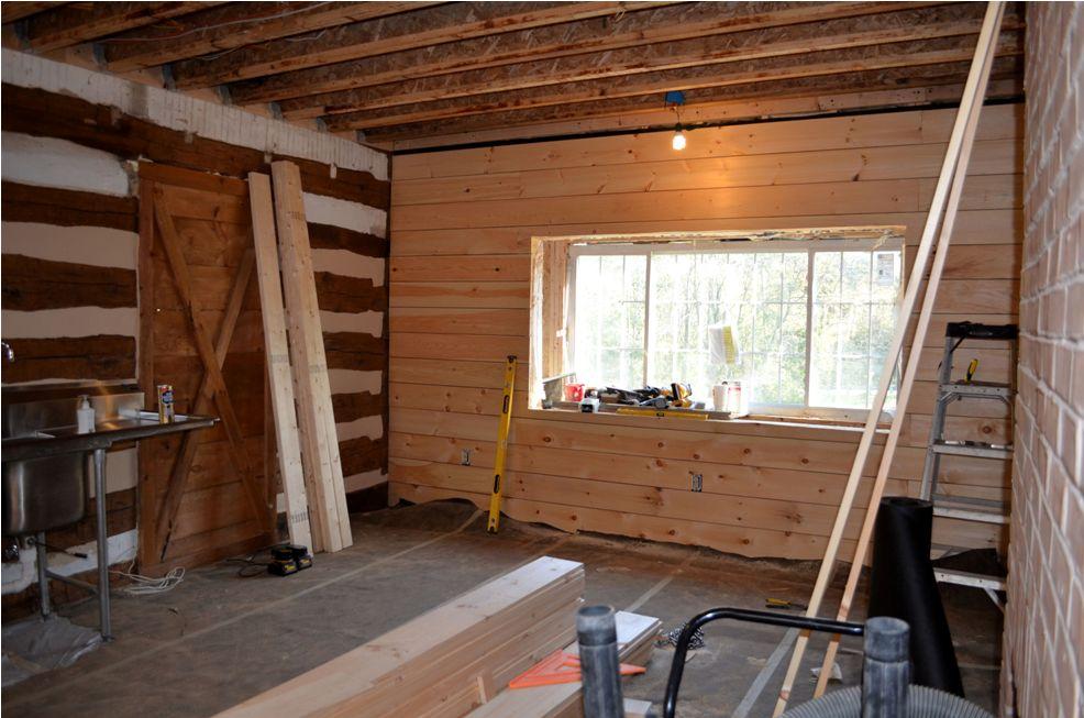 Fantastic Cabin Fervor Wood Plank Wall Bf03