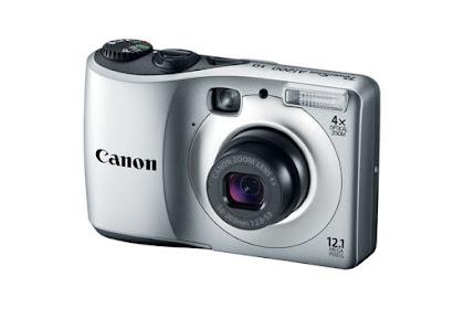 Canon PowerShot A1200 Silver Driver Download Windows, Mac