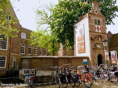 Devaneios de Biela na Holanda