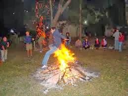 Rabo de fogo