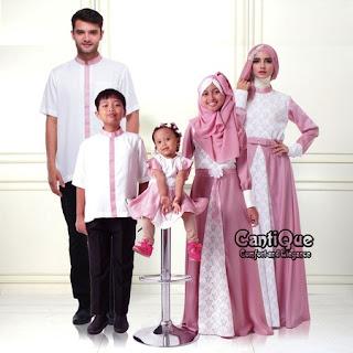 baju lebaran seragam keluarga terbaru