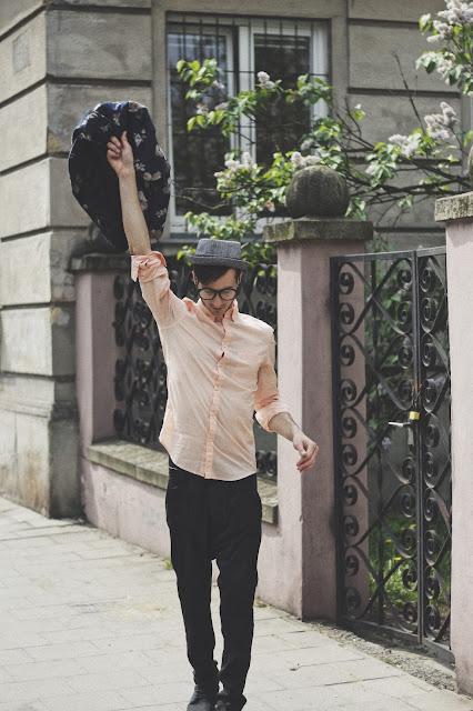 męski blog o modzie