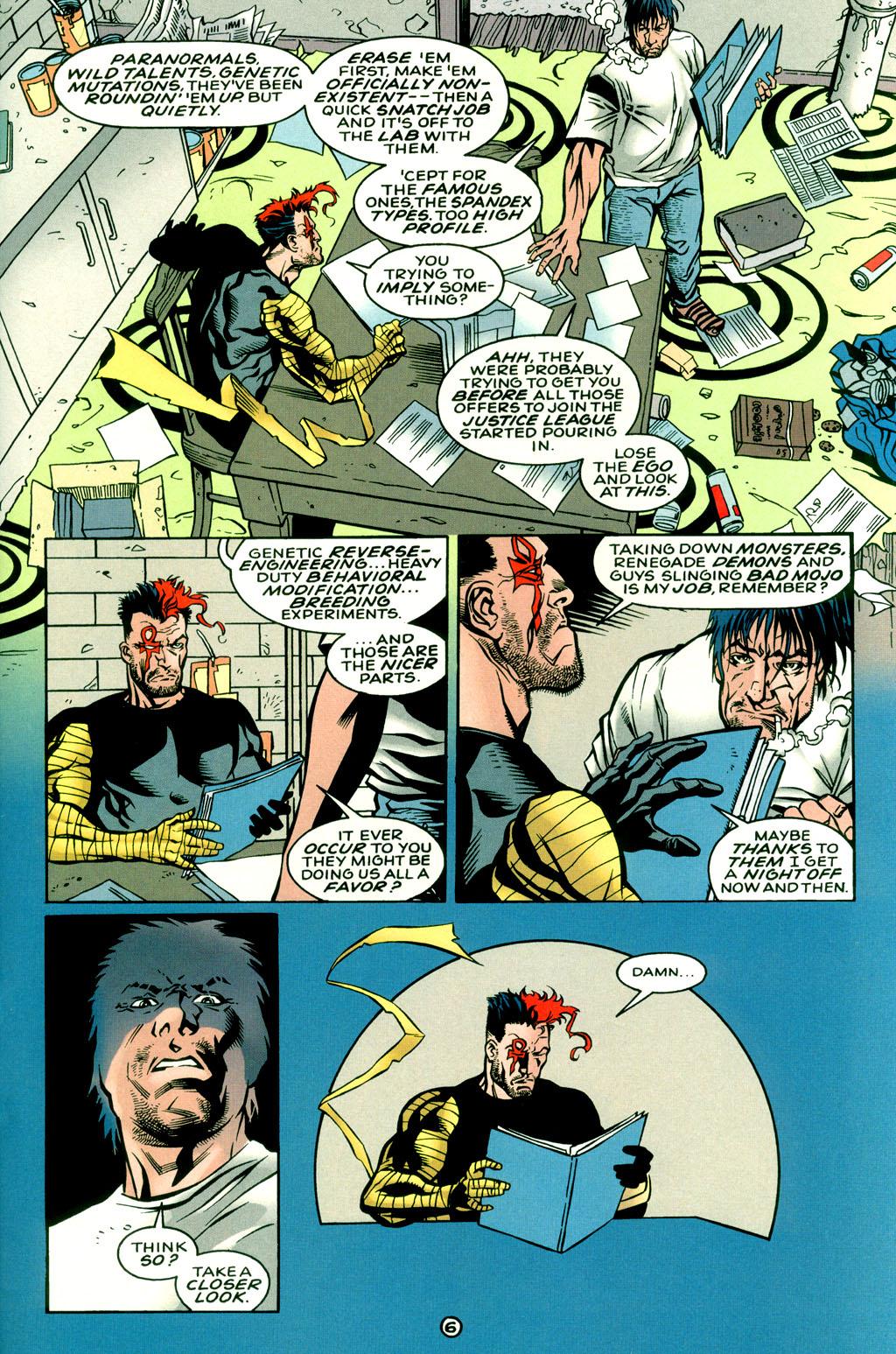 Read online Impulse Plus comic -  Issue # Full - 32