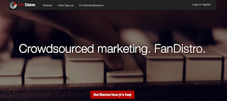 Crowdsourced marketing