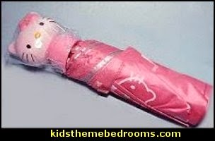 Hello Kitty Umbrellas