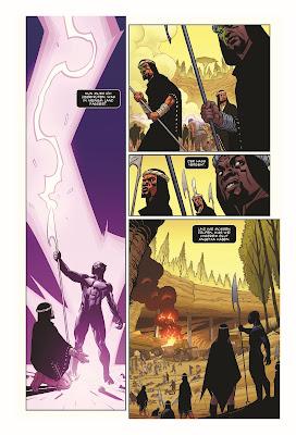 Auszug aus: Marvel | Black Panther | Ein Volk unter dem Joch