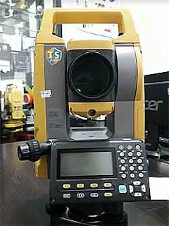 Total station Topcon GM-100