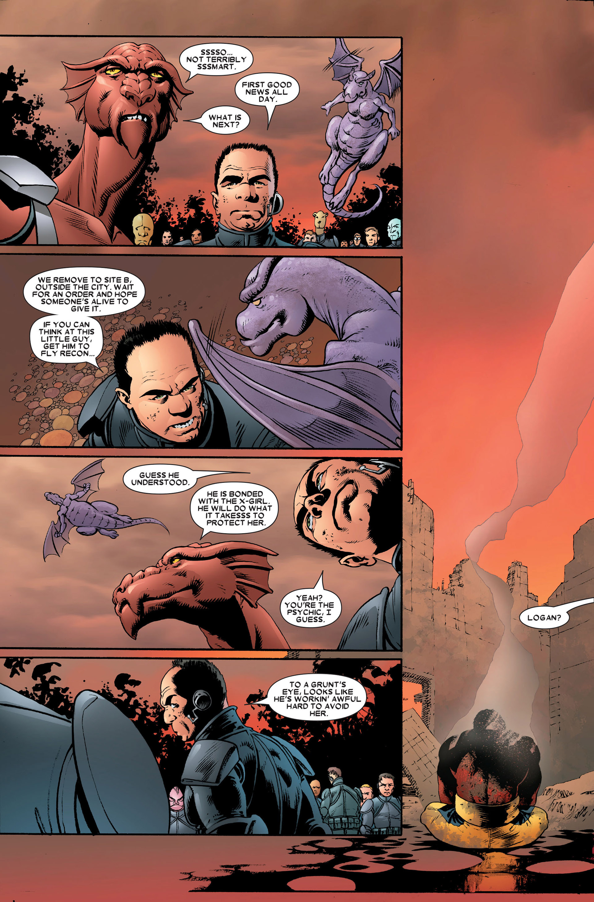 Read online Astonishing X-Men (2004) comic -  Issue #20 - 20