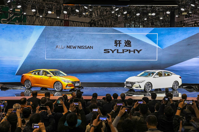 Novo Sylphy apresentado na China Nissan_AutoShanghai2019_Press%2BConference%2B2-source