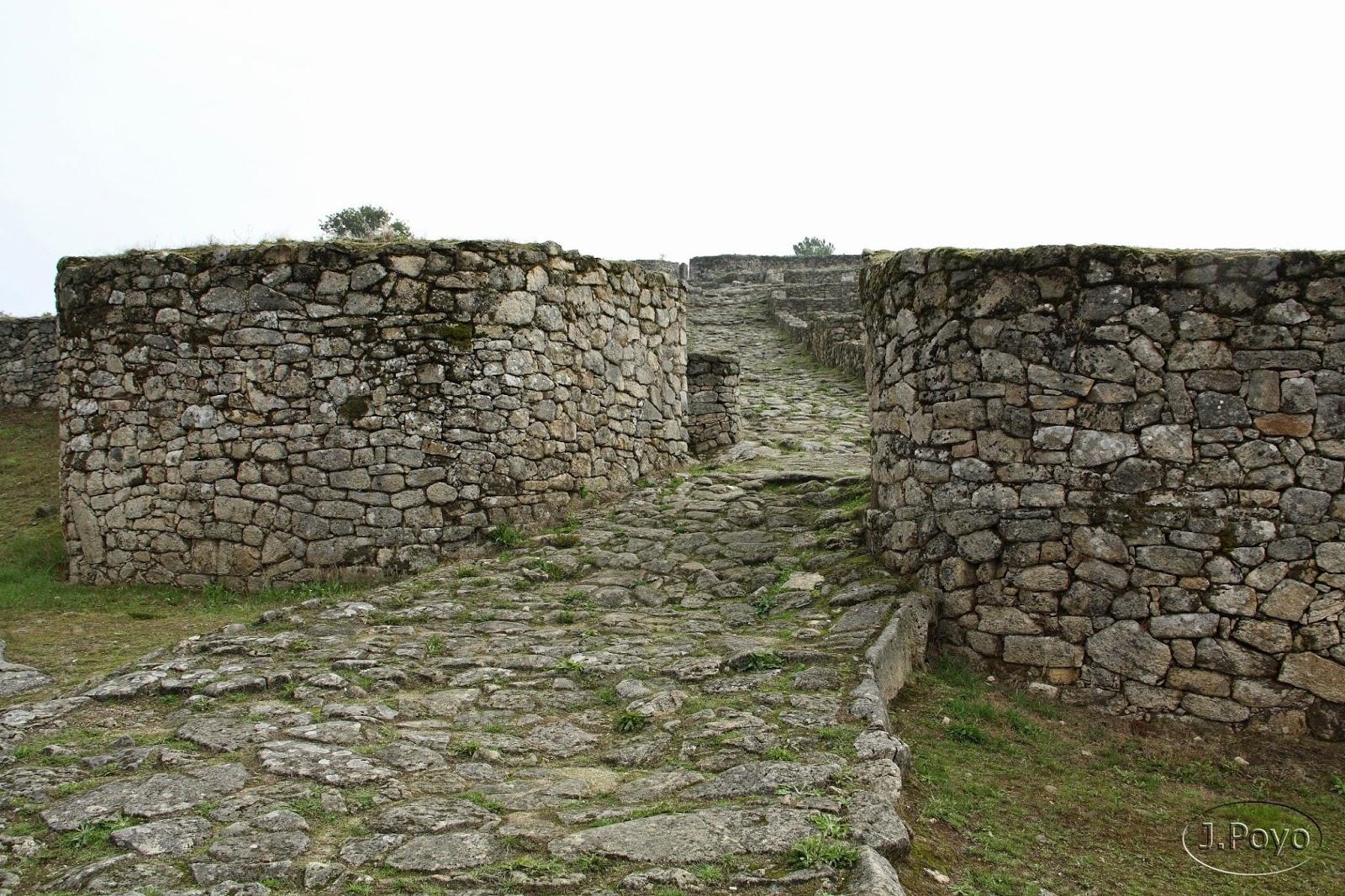 Castro de San Cibrao de Lás