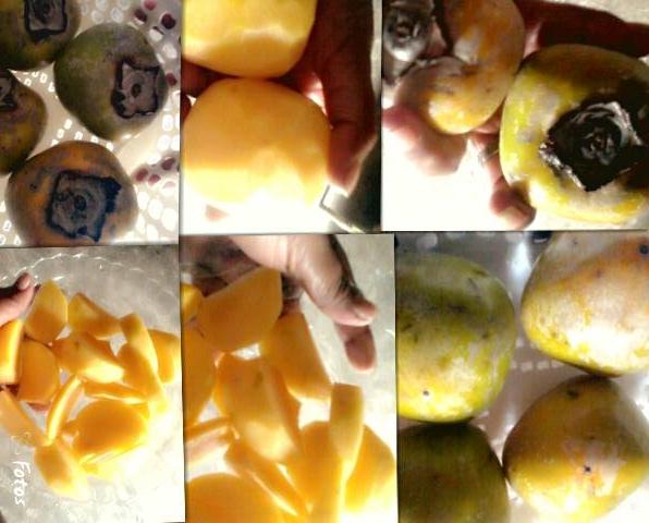 Artikel Buah Kesemek Mirip Tomat
