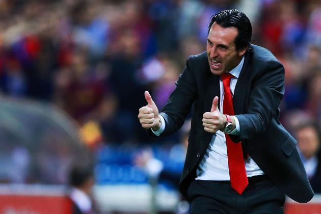 Unai Emery Resmi Berpisah dari Sevilla