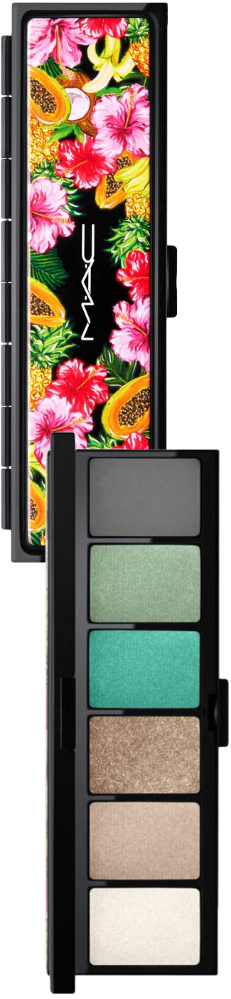 M·A·C Fruity Juicy Love In The Glades Eyeshadow Palette